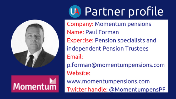 Paul Forman Partner Profile UAG
